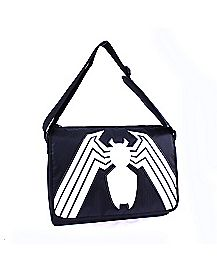 Reversible Spider Man and Venom Messenger Bag