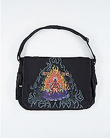 Sublime Sitting Guy Messenger Bag