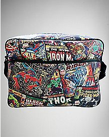 Messenger Bag - Marvel Comics