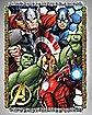 Best Team The Avengers Throw Blanket - Marvel Comics