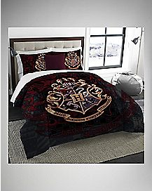 Harry Potter Twin/Full Comforter & Sham Set