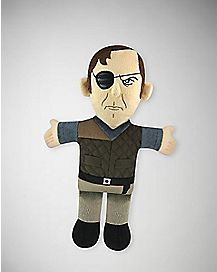 The Governor Walking Dead Plush Chew Toy