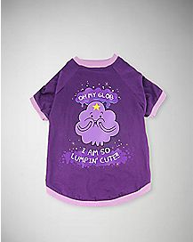 Lumpy Space Princess Adventure Time Pet Tee