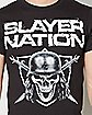 Slayer Nation T shirt