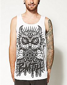 Owl Bring Me The Horizon Tank Top