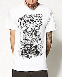 Bring Me The Horizon Sailor T shirt