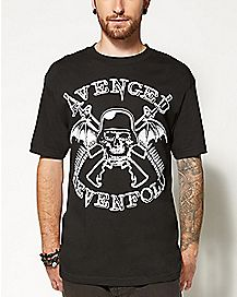 Avenged Sevenfold in Battle T shirt