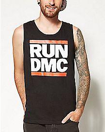 Logo Classic Run DMC  Tank Top