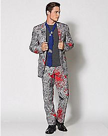 Adult Zombiac Party Suit
