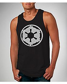 Logo Empire Star Wars Tank Top