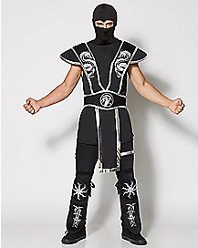 Adult Blades of Death Ninja Costume