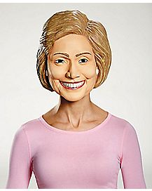 Hillary Clinton Deluxe Mask