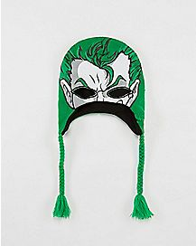 Masked Joker Knit Hat