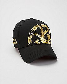 Embroidered Targaryen Game of Thrones Baseball Hat