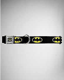 Batman Shield Dog Collar