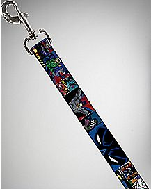 4' Batman & Joker Dog Leash - DC Comics