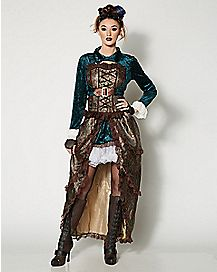 Steampunk Costumes | Steampunk Halloween Costume - Spencer's