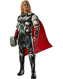 Adult Thor Costume Deluxe - Avengers 2: Age of Ultron