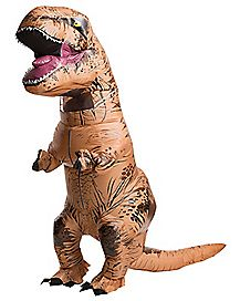 Adult T. Rex Inflatable Costume - Jurassic World