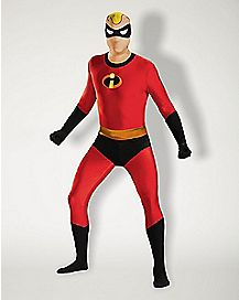 Adult Mr. Incredible Skin Suit Costume - The Incredibles