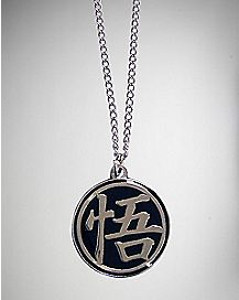 Dragonball Z Goku Necklace