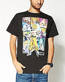 Guys Anime T Shirts
