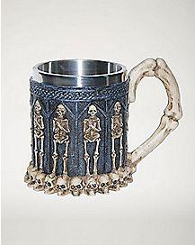Skeleton Mug 14.81 oz