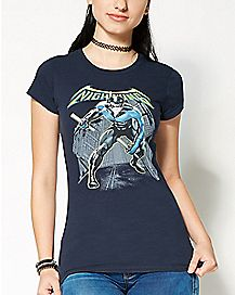 Graphic Nightwing T Shirt