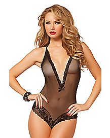 Galloon Lace Teddy