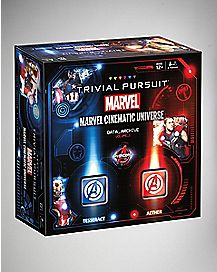 Cinematic Marvel Universe Trivial Pursuit