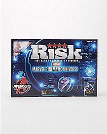 Marvel Cinematic Universe Risk Board Game