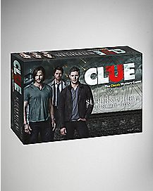 Supernatural Clue Collectors Edition
