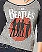 The Beatles Raglan T shirt