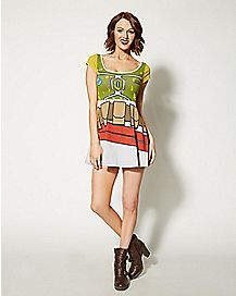 Boba Fett Dress - Star Wars