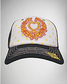 Moon Super Venus Snapback Hat