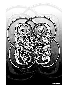 Skull Tool Mike Duran Poster