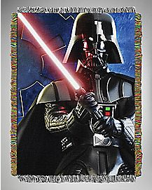 Sith Lord Tapestry Throw - Star Wars