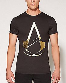 Foil Logo Assassins Creed T shirt