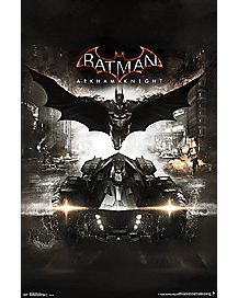 Arkham Knight Cover Poster - DC Comics