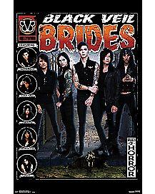 Horror Black Veil Brides Poster
