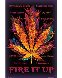 Fire It Up Poster