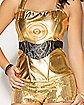 C-3PO Corset - Star Wars