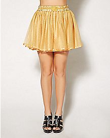 C3PO Star Wars Skirt