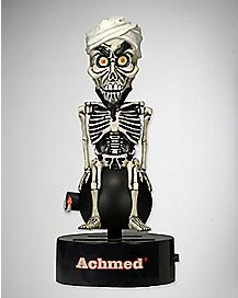 Jeff Dunham Achmed Solar Powered Body Knocker