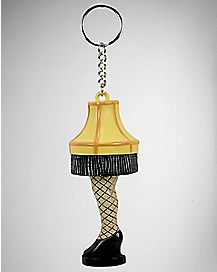 Christmas Story Talking Keychain