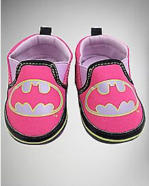 Baby Batgirl Shoes - DC Comics
