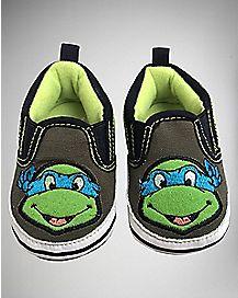 Leonardo TMNT Baby Shoes