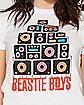 Boombox Beastie Boys T shirt