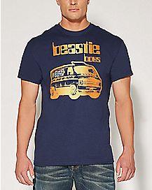 Van Art Beastie Boys T shirt