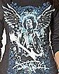 Got Wings Jimi Hendrix Raglan T shirt